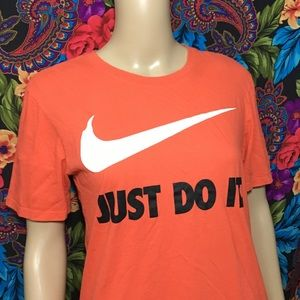 MEN'S NIKE SHIRT JUST DO IT SIZE SMALL